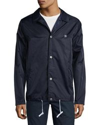 Barney Cools - Security Please Lightweight Jacket - Lyst