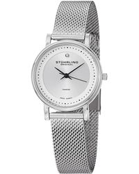 Stuhrling Original - Stuhrling Women's Vogue Diamond Watch - Lyst