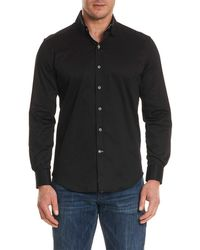 Robert Graham - Caruso Tailored Fit Woven Shirt - Lyst