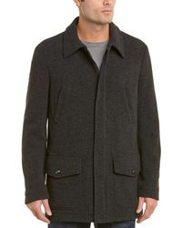 Pal Zileri - Safari Wool-blend Jacket - Lyst