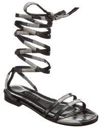 Newbark - Rosa Leather Sandal - Lyst