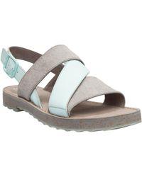 Camper - Pimpom Sandals - Lyst