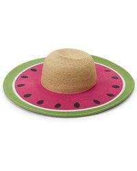 San Diego Hat Company - Fruity Brim Sun Hat - Lyst