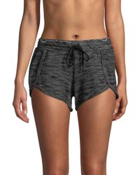 Betsey Johnson - Knit Performance Shorts - Lyst