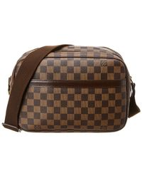 Louis Vuitton Damier Ebene Canvas Riviera - Brown