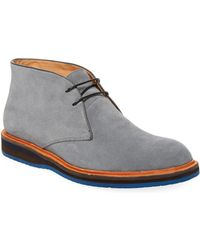 Robert Graham - Suede Ankle Boots - Lyst