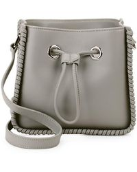 3.1 Phillip Lim - Soleil Mini Leather Bucket Bag - Lyst