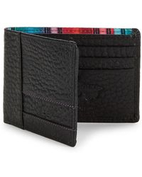 Robert Graham - Slim Bi-fold Wallet - Lyst