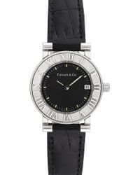 Tiffany & Co. - Vintage Tiffany & Co. Atlas Stainless Steel Watch, 25mm - Lyst