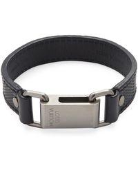 Louis Vuitton - Vintage Dmr Graphite Sign It Bracelet - Lyst