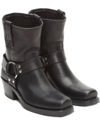 Frye - Harness 8r Leather Boot - Lyst
