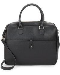 Furla - Uomo Leather Business Bag - Lyst