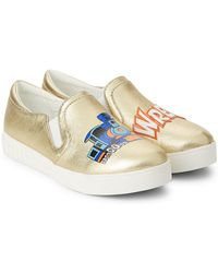 Circus by Sam Edelman - Charlie Train Wreck Slip-on Trainers - Lyst