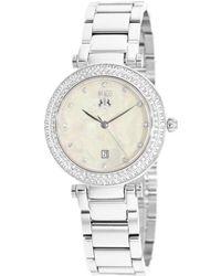 Jivago - Women's Parure Watch - Lyst