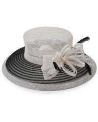 San Diego Hat Company - Color-block Box Hat - Lyst