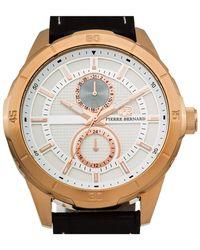 Pierre Bernard Men's Monolith Watch