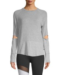 Body Language Sportswear - Colorblock Pullover - Lyst