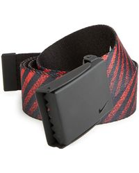 Nike - Reversible Belt - Lyst