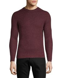 Brioni - Wool-blend Crewneck Jumper - Lyst
