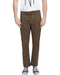 Earnest Sewn - Defensive Cotton Pants - Lyst