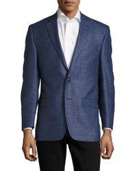 Ralph Lauren   Checked Two-button Jacket   Lyst