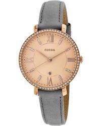Fossil - Women's Jacqueline Watch - Lyst