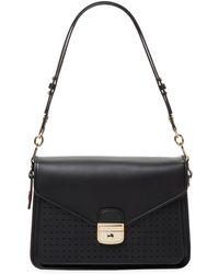 Longchamp - Mademoiselle Leather Medium Hobo Bag - Lyst