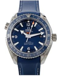 Omega - Seamaster Planet Ocean 600m Men's Watch - Lyst