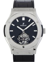 Hublot - Hublot Men's Big Bang 38mm/ 39mm Jeweled Watch - Lyst