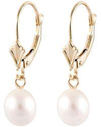 Splendid 14k 6.5-7mm Freshwater Pearl Earrings