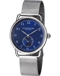 Stuhrling Original - Classique 207m Stainless Steel Watch, 40mm - Lyst