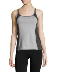 Splendid - Heather Tank With Shelf Bra - Lyst