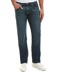 7 For All Mankind - 7 For All Mankind Carsen Champlin Relaxed Straight Leg - Lyst