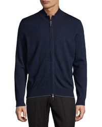 Thomas Dean - Full-zip Jacket - Lyst