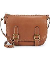 Frye - Lil Leather Crossbody Bag - Lyst