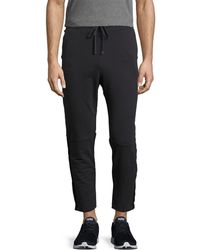 Lot78 - Buttoned Cuff Drawstring Pant - Lyst