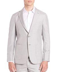 Saks Fifth Avenue - Classic Silk Sportcoat - Lyst