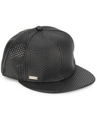 Steve Madden - Perforated Hat - Lyst