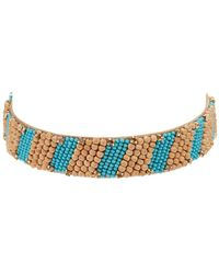 Deepa Gurnani - Halia Choker Necklace - Lyst