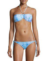 Melissa Odabash - Bikini Top - Lyst