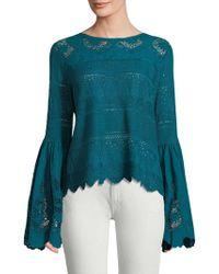 Free People - Once Upon A Time Top - Lyst
