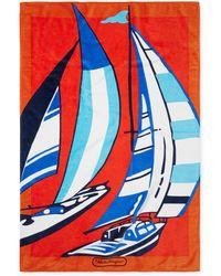 Ferragamo - Boat Towel - Lyst