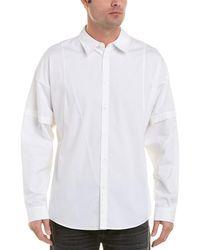Helmut Lang - Distorted Arm Shirt - Lyst