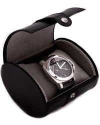 Bey-berk - Leather Travel Single-watch Case - Lyst