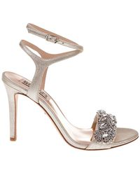 Badgley Mischka - Hailey Sandal - Lyst