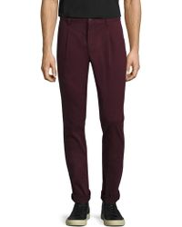 William Rast - Bedford Relaxed Tapered Chinos - Lyst