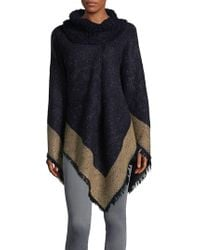 Fraas - Boucle Poncho - Lyst