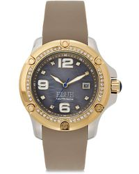 Saks Fifth Avenue - Stainless Steel Watch/taupe - Lyst