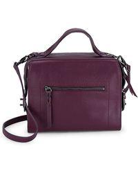 Kooba - Leather Mini Crossbody Bag - Lyst