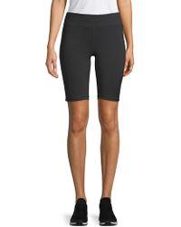 Gaiam - Go-to Stretch Shorts - Lyst